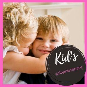 KIDS & TEENS SECTION (BOYS, GIRLS, UNISEX)